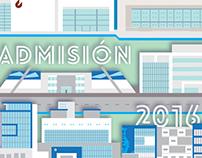 Kit de admisión BUAP 2016 (propuesta)