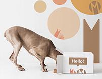 MIMINKO Pet Supplies Brand eXperience Design