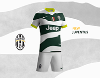 New JUVENTUS // Football Kit