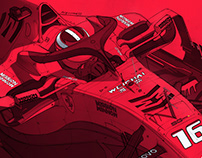 F1 Illustrations