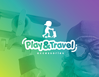 "Logotipo - ""Play &Travel"""