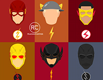 SPEEDSTERS from DC (Part 1)