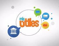 "Comercial for ""Mis Útiles"""