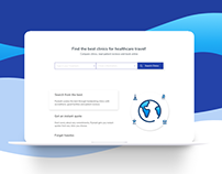 Medical Travel - UX project