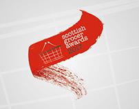 Scottish Grocer Awards 2017 Invite