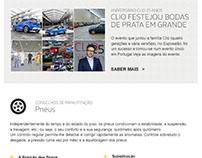 Newsletter MY Renault