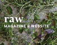 Raw Magazine & Website