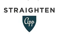 Straighten App Branding