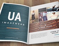 UA Imagewear Brandscape