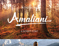 Amaliani Fonts