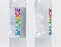 Balance Water Branding