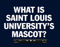 "Saint Louis University ""What Is a Billiken?"" Videos"