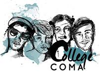 College Coma – Band Identity