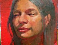 3 hr figure painting