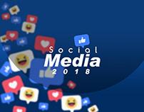 """Social Media - """" Amexco """" """" SRM """""""