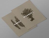 Massart — Branding