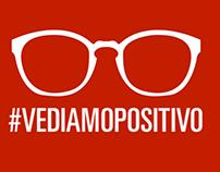 #VEDIAMOPOSITIVO Website 2014