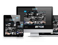 Garage Oto website
