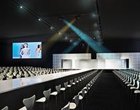 Show Hall design