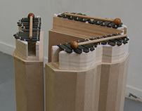 Honours Project: 'handmade' glockenspiels