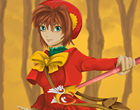 Sakura Card Captor-FanArt