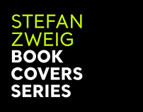 Stefan Zweig Book Covers Series