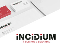 INCIDIUM | Branding
