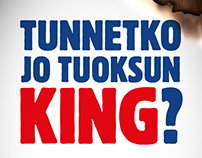 VIHDOINKING / Burger King Finland launch
