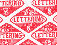 Hand Lettering Vol. 5