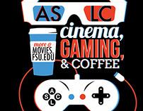 ASLC t-shirt design