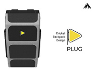 Plug Cricket Backpack