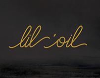 Lil' Oil - Branding