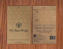 My Bee Wrap - Branding + Packaging