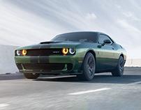 Dodge Challenger | CGI