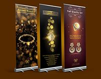 Farasha Jewelry - Roll-up Designs
