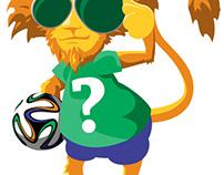 Rio 2014 Mascot