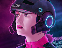 Ready Player One SynthWave