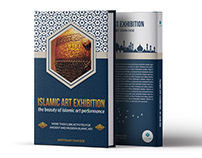 Islamic Book Cover Template
