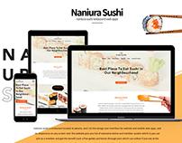 Naniura Sushi