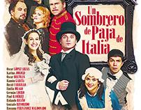 "Obra ""Un Sombrero de Paja de Italia"""