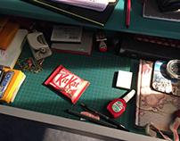 40. KitKat The Announcer Break