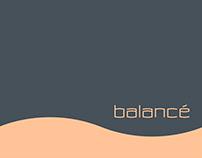 Balancé | Logo Design
