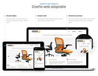 Web Corporativa - Vincolo