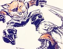 Samurabbit
