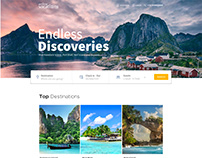 Online Vacations