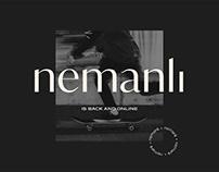 Personal Website   NEMANLI