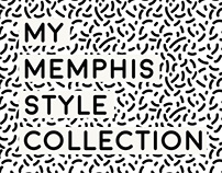 My Memphis Style Collection