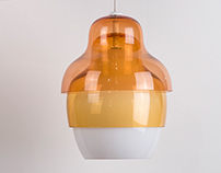 Matrioshka Lamp