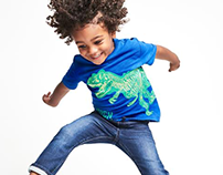 Gap Factory Boys 2017 Back To School Apparel Graphics