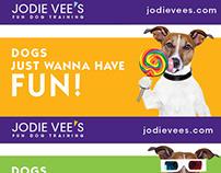 Jodie Vee's Billboard Campaign